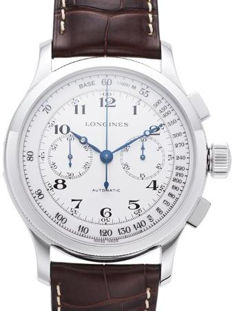 Longines Heritage Lindbergh Hour Angle Watch in der Version L2-730-4-11-0