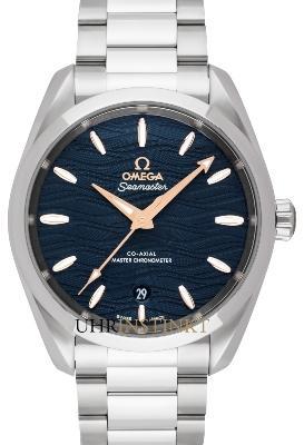 Omega Seamaster Aqua Terra 150M Co-Axial Master Chronometer 38mm in der Version 220-10-38-20-03-002