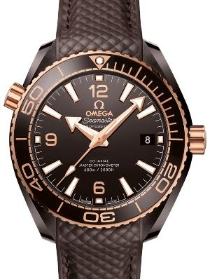 Omega Seamaster Planet Ocean 600 M Co-Axial Master Chronometer 39,5mm in der Version 215-62-40-20-13-001 aus Keramik