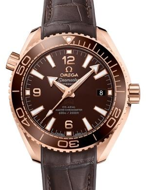 Omega Seamaster Planet Ocean 600 M Co-Axial Master Chronometer 39,5mm in der Version 215-63-40-20-13-001