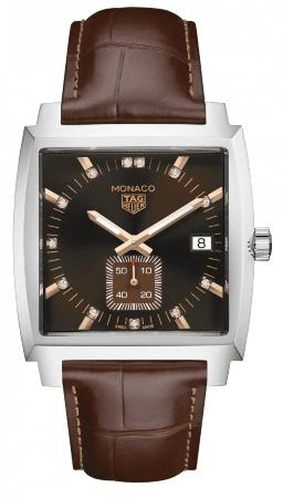 TAG Heuer Monaco Quarz 37mm in der Version WAW131E-FC6420