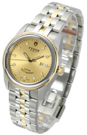 Tudor Glamour Date 31mm in der Version M53003-0006