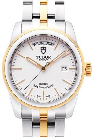 Tudor Glamour Date-Day 39mm in der Version M56003-0112