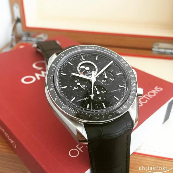omega speedmaster moonwatch space