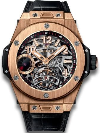 Hublot Big Bang Tourbillon Power Reserve 5 Days King Gold 45 mm 405OX0138LR