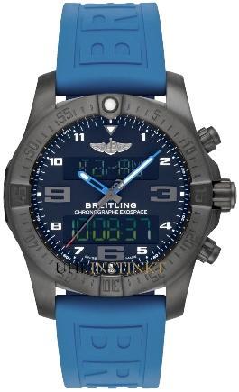 Breitling Exospace B55 Connected in der Version VB5510H21B1S1 Armbanduhr mit Wecker