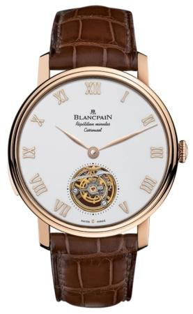Blancpain Metiers dArt Carrousel Repetition Minutes in der Version 0232 3631 55B