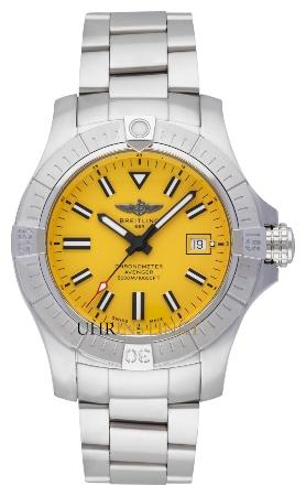 Breitling Avenger Automatic 45 Seawolf in der Version A17319101I1A1