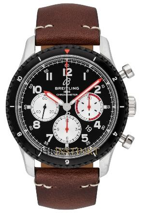 Breitling Aviator 8 Chronograph 43 Mosquito in der Version AB01194A1B1X1