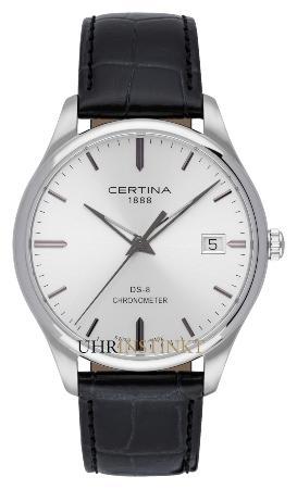 Certina DS-8 Chronometer in der Version C033-451-16-031-00