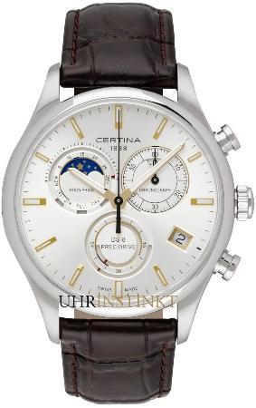 Certina Urban DS-8 Chronograph Moon Phase in der Version C033-450-16-031-00