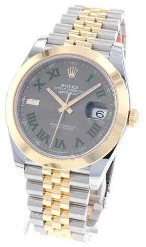 Rolex Oyster Datejust 41 in der Version M126303-0020 LC EU