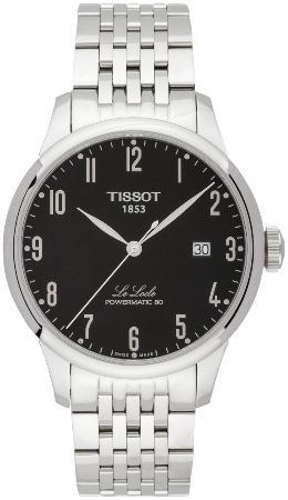 Tissot Le Locle Powermatic 80 in der Version T006-407-11-052-00 Siliziumspirale