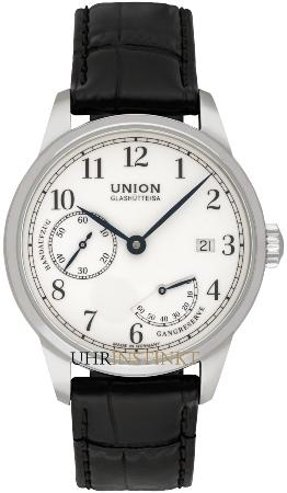 Union Glashuette 1893 Johannes Duerrstein Edition kleine Sekunde in der Version D007-456-16-017-00