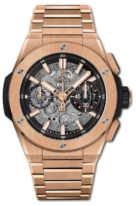Hublot Big Bang Integral King Gold 42 mm in der Version 451-OX-1180-OX