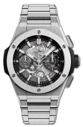 Hublot Big Bang Integral Titanium 42 mm in der Version 451-NX-1170-NX