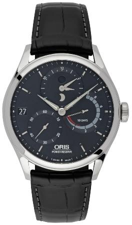 Oris Artelier Calibre 112 in der Version 01 112 7726 4055-Set 1 23 72FC zeigerformen-von-luxusuhren