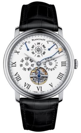 Blancpain Villeret Equation du Temps Marchante in der Version 6638 3431 55B