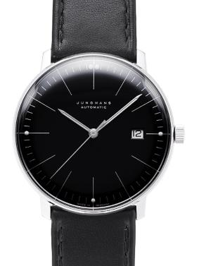 Junghans Max Bill Automatic in der Version 027-4701-04