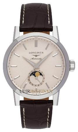 Longines Heritage 1832 in der Version L4-825-4-92-2 Mondphase