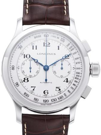 Longines Heritage Lindbergh's Atlantic Voyage Watch