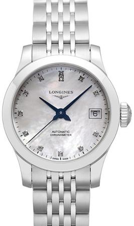 Longines Record Automatic 26mm in der Version L2-320-4-87-6