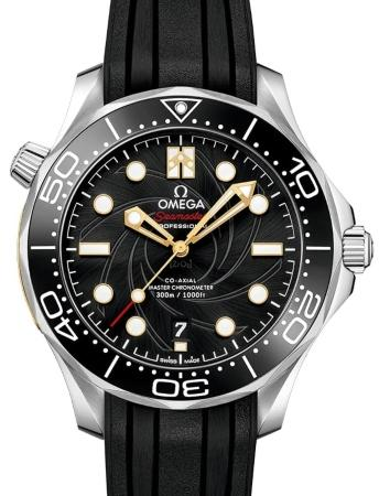 Omega Seamaster Diver 300 M Co-Axial Master Chronometer 42mm James Bond Limited Edition omega-americas-cup