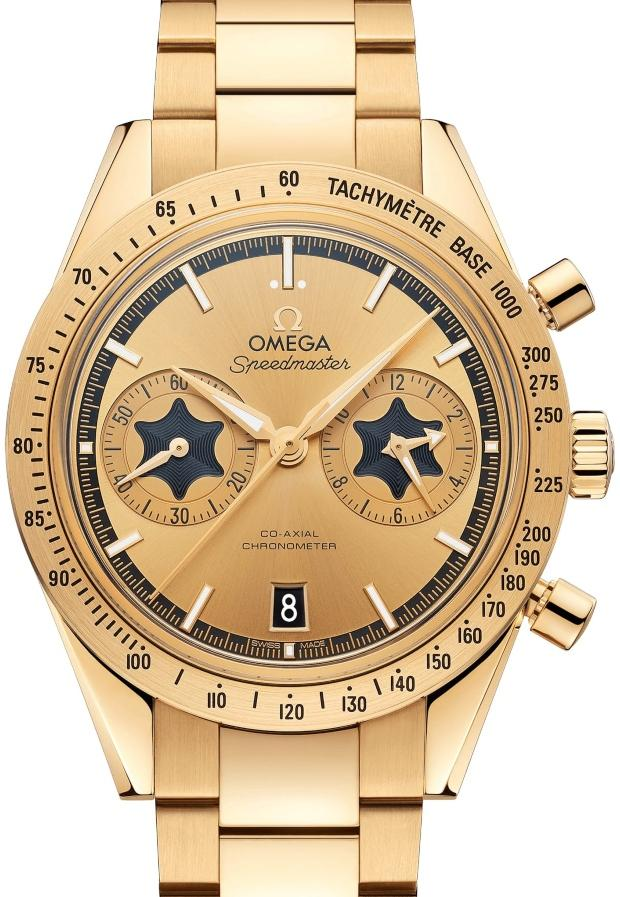 """Omega Speedmaster '57 Co-Axial Chronograph 41,50 mm """"Rory McIlroy"""" Special Edition"""