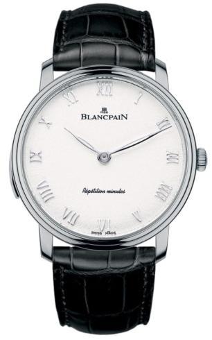 Blancpain Villeret Repetition Minutes
