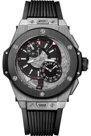 Hublot Big Bang Alarm Repeater Titanium Ceramic 45mm Limited Edition uhren-mit-weckfunktion