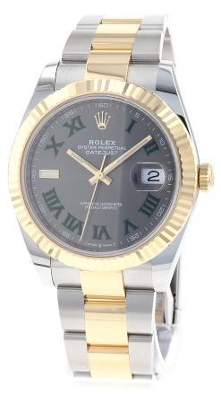 Rolex Datejust 41 faszination-uhrensammlung