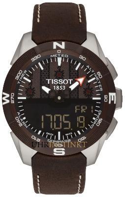 Tissot T-Touch Expert Solar II Swiss Edition