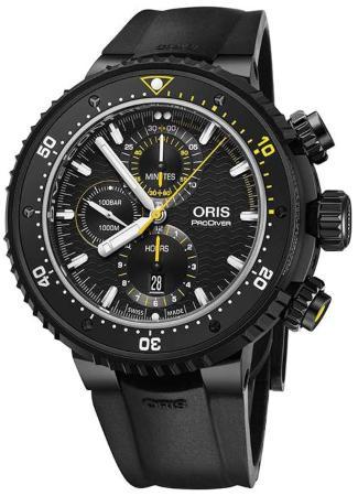 Oris ProDiver Chronograph Limited Edition einsatzuhren