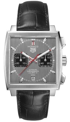 Tag Heuer Monaco Calibre 12 Automatik Chronograph in der Version CAW211J-FC6476