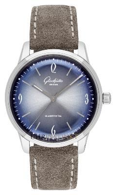 Glashuette Original Sixties blau