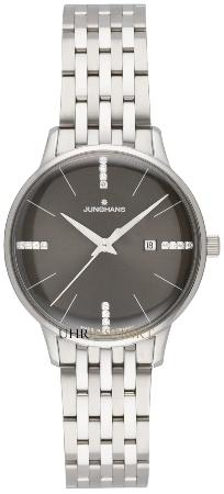 Junghans Meister Damen Quarz in der Version 047-4573-44