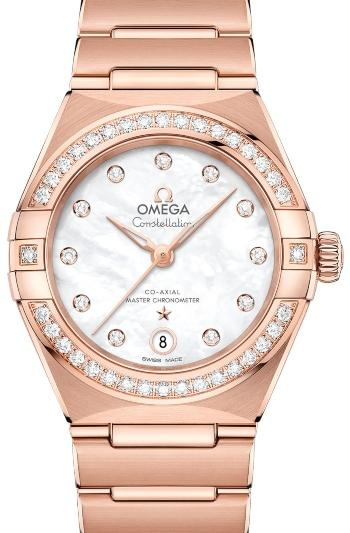 Omega Constellation Manhattan Co-Axial Master Chronometer 29 mm in der Version 131-55-29-20-55-001