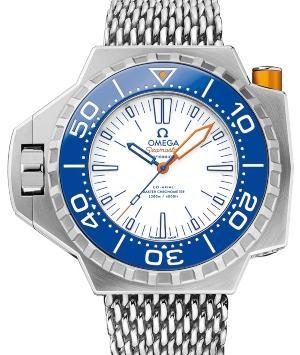 Omega Seamaster Ploprof 1200 M Co-Axial Master Chronometer 55x48mm blau uhren-der-70er-jahre