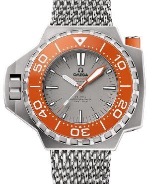 Omega Seamaster Ploprof 1200 M Co-Axial Master Chronometer 55x48mm orange