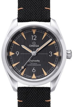 Omega Seamaster Railmaster Co-Axial Master Chronometer 40mm in der Version 220-12-40-20-01-001