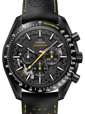 Omega Speedmaster Moonwatch Dark Side of the Moon Apollo 8 Weihnachtsgeschenke 2020 Herren