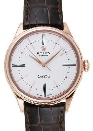 Rolex Cellini Time in der Version 50505-2