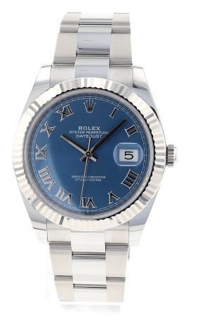 Rolex Datejust 41 gebrauchtuhren