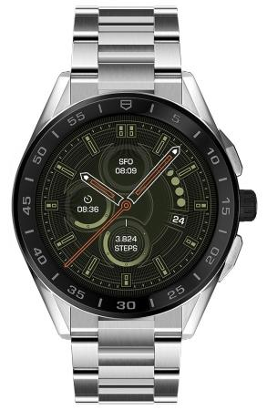 Tag Heuer Connected in der Version SBG8A10-BA0646