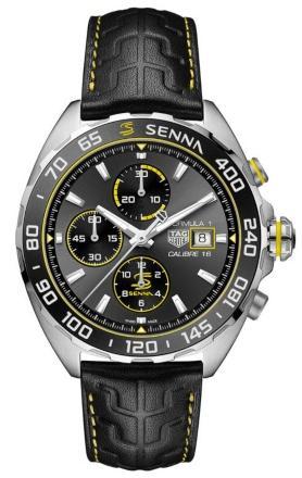 Tag Heuer Formula 1 Calibre 16 Automatik Chronograph 44mm Senna Special Edition tag-heuer-senna-special-edition