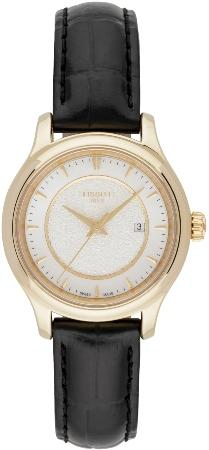 Tissot T-Gold Fascination 18K Gold in der Version T924-210-16-111-00