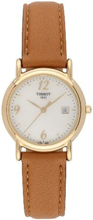 Tissot T-Gold aus der Serie Carson in der Version T71-3-169-74
