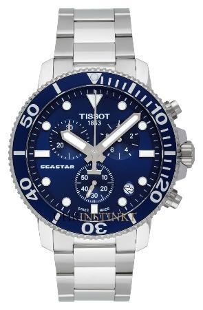 Tissot T-Sport Seastar 1000 Chronograph in der Version T1204171104100