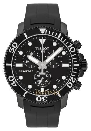 Tissot T-Sport Seastar 1000 Chronograph in der Version T1204173705102