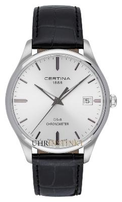Certina DS-8 Chronometer in der Version C0334511603100